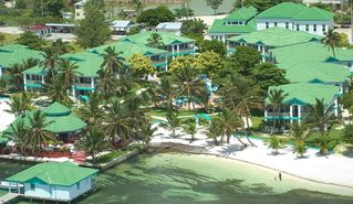 Ambergris Caye condo photo - Banyan Bay Villas Aerial View
