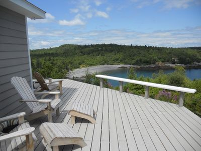 luxury custom homes Campobello Oceanfront