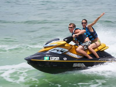 Water Activities in Sunny Isles Beach, Florida