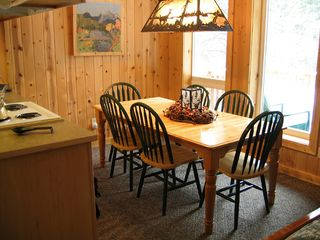 Mazama cabin photo - Dining Room