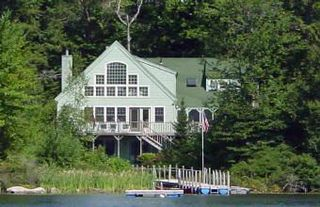 Moultonborough house photo