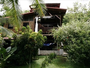 Montezuma villa rental - The house has great privacy, with no neighbors (except monkeys) on three sides.