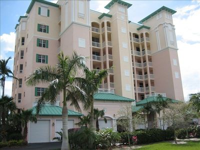 Luxury Condo at Palm Harbor