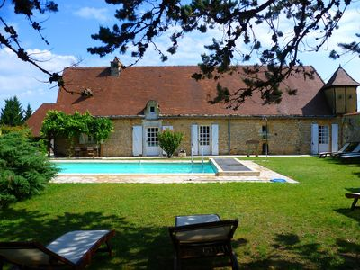 Exclusive house, private pool, Dordogne, Perigord, 8 persons