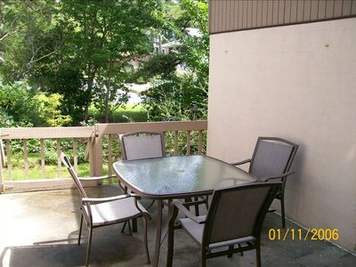 Bethany Beach townhome rental - Deck, View #1