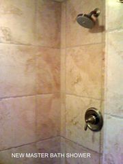 Shelter Cove condo photo - New Master Shower