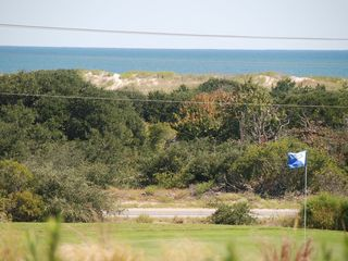 Corolla house photo - Ocean view from deck