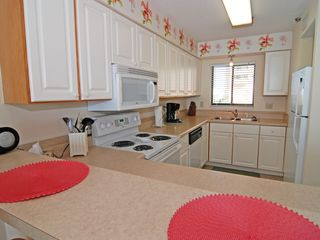 Kitchen with full sized appliances - Windy Hill condo vacation rental photo