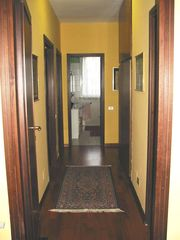 Livorno apartment photo - Hallway Leading to Bedrooms and Bathrooms