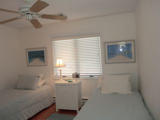 Harvey Cedars house photo - .Twin beds with storage drawers underneath