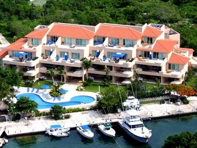 Aerial View of the condo
