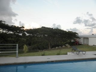 Vieques Island property rental photo - Pool