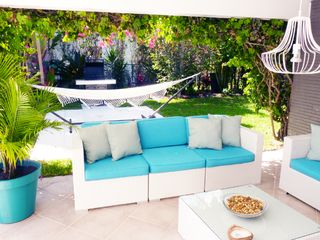 Boca Raton villa photo - Outdoor living.