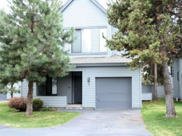 Front of Eaglewood Condo - Cute house in great area!