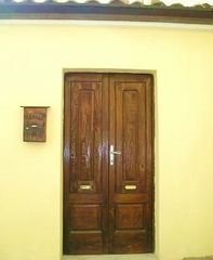 Avellino house photo - Casa del Cipresso's Font Door Opens to a Traditional, Pedestrian-Only Street