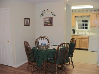 Wintergreen apartment photo - Dining Room and Kitchen