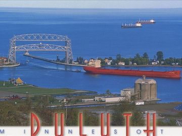 City of Duluth only 15 miles away