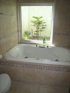 First Floor Bathroom #2/jacuzzi