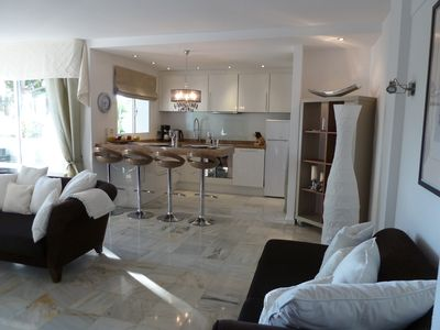 ..Exklusiv, Modern and luxuriously .. Your dream vacation in Marbella can begin ...