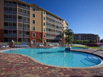 Kissimmee villa rental - Westgate Town Center - Pool
