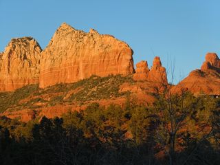 Sedona house photo - Every pictures is taken from the property and are the views you will see!