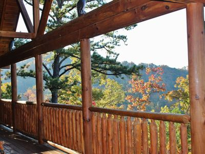 Sevierville lodge rental