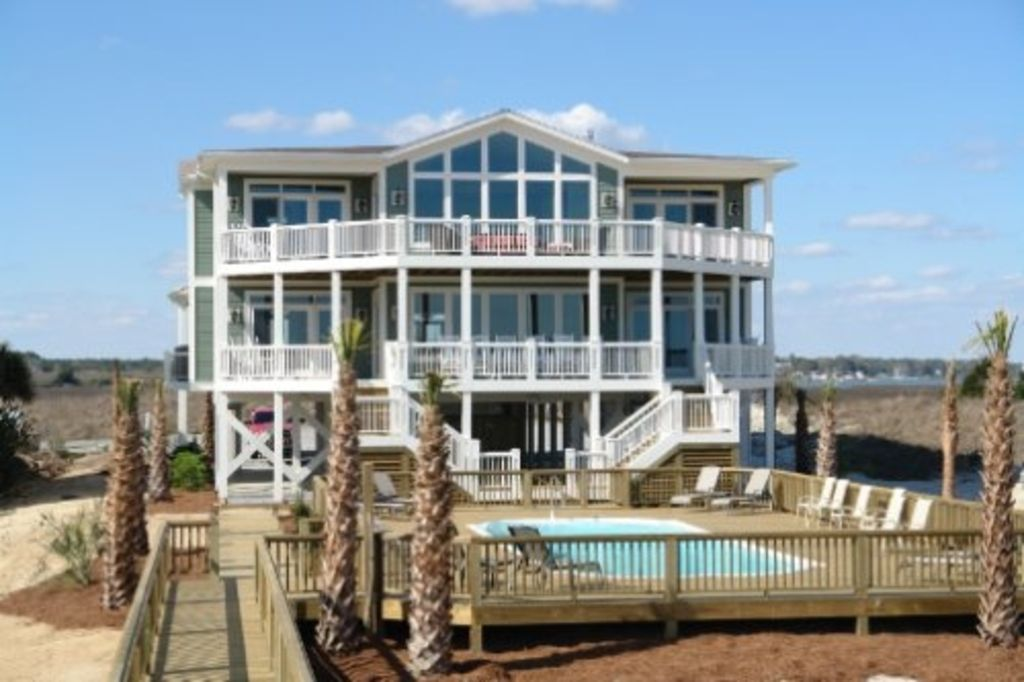 How Much Is It To Rent A Beach House Top 50 Holden Beach Vacation Rentals  Vrbo