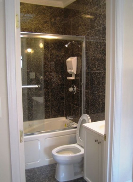 One of the identical bathrooms with jetted tub in one of the bedroom suite
