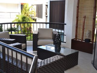 Cancun villa photo - The Terrace