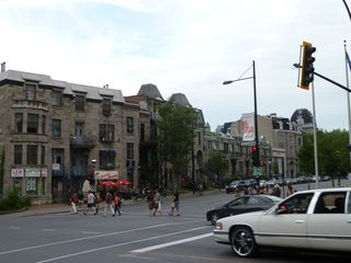 Montreal condo photo - Sherbrooke/Saint-Denis