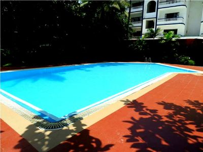 Studio19 North Goa W/ Terrace/Free Wi-Fi Wireless Internet Vacation Rentals