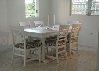 Dining Room Seats Six
