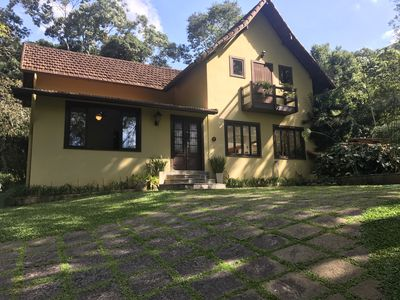 ACCOMMODATION HOUSE IN ITAIPAVA