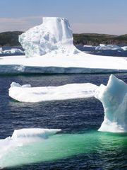 Twillingate cottage photo - Icebergs Twillingate