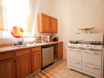 San Francisco apartment rental - Kitchen