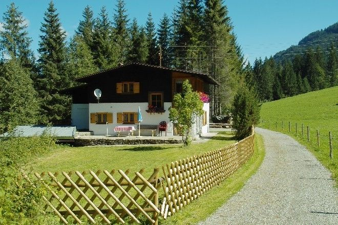 Holiday house, 70 square meters , Hirschegg, Austria