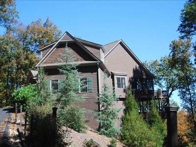 Big Canoe house rental - Beautiful Mountain Home