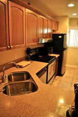 Kitchen - Crescent Beach condo vacation rental photo