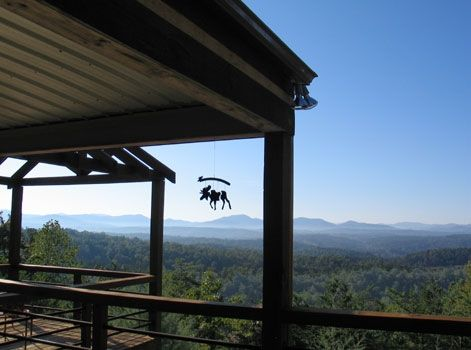 Luxury western style cabin with mountain top homeaway for 8 bedroom cabins in blue ridge ga