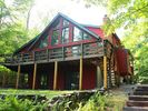 .Front view of the house - Big Bass Lake house vacation rental photo