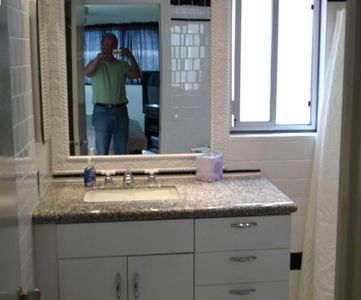 A Granite bathroom