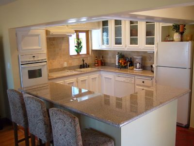 Beautifully Appointed all new Kitchen