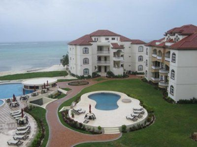 Grand Caribe is the most luxurious resort on Ambergris Caye