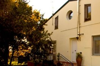 Piombino apartment rental - The backside of the house
