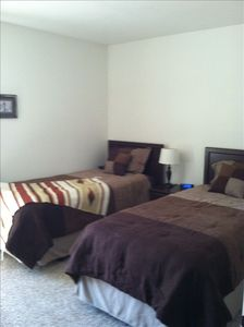 Peoria house rental - Twin room