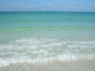 Anna Maria house photo - White sand beaches!