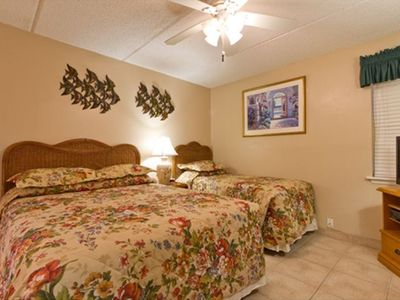 South Padre Island condo rental