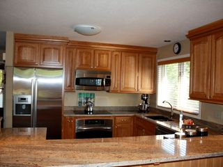 Bretton Woods townhome photo - Or cook a simple meal in this great kitchen!