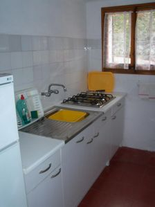 Platjo D'aro house rental - kitchen