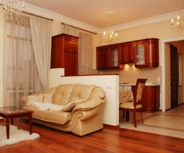 2 Bedroom LUX Apartment near Arena City & Lev Tolstoy square